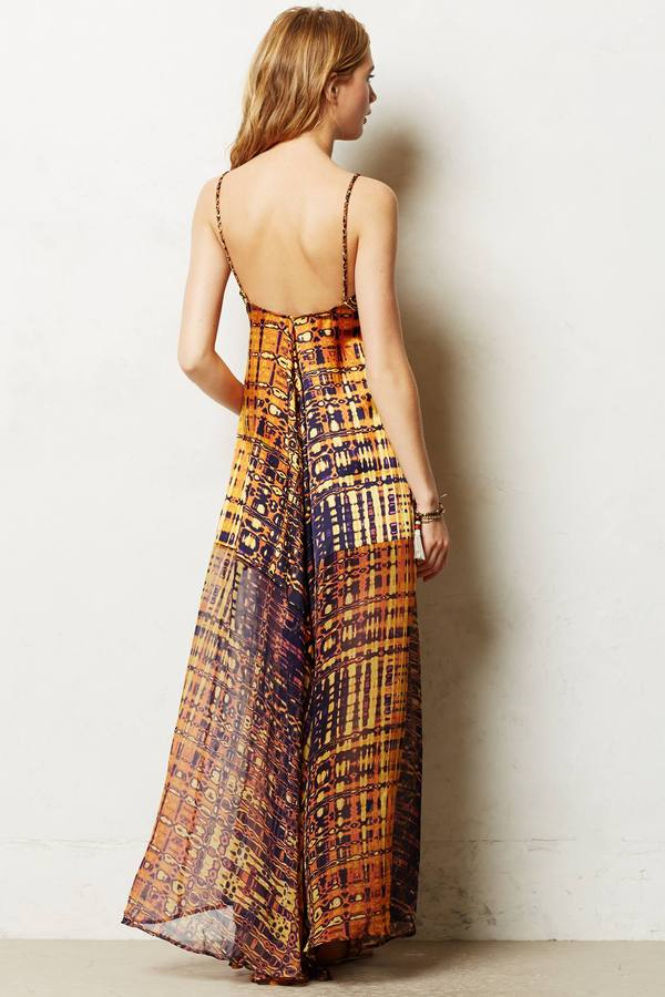 Cynthia Vincent Pali Maxi Dress