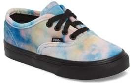 Vans Authentic Velvet Tie Dye Sneaker