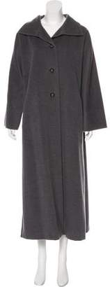 Max Mara Long Wool Coat
