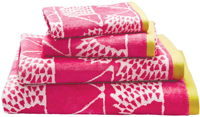 Scion – Spike Towel – Pink – Bath Towel