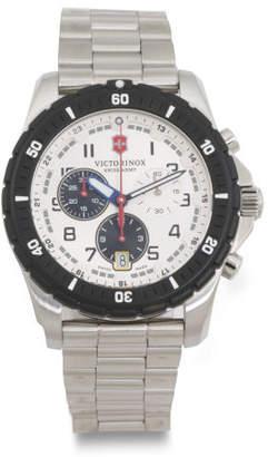 Men's Swiss Made Maverick Sport Chrono Bracelet Watch