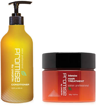 Uniqkka Promise Hair Growth Conditioner & Promise Intensive Treatment