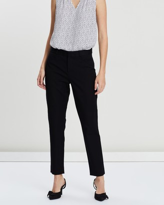 Banana Republic Sloan Solids Trousers