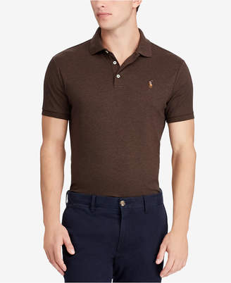 Polo Ralph Lauren Men Classic-Fit Soft-Touch Cotton Polo