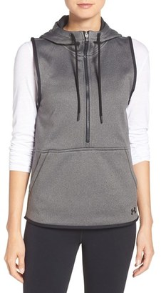 Under Armour 'Storm' Water Resistant Hooded Vest $59.99 thestylecure.com