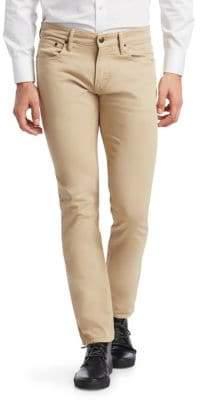 Ralph Lauren Purple Label Thomson Stretch Slim-Fit Pants