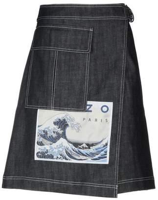Kenzo (ケンゾー) - ケンゾー デニムスカート