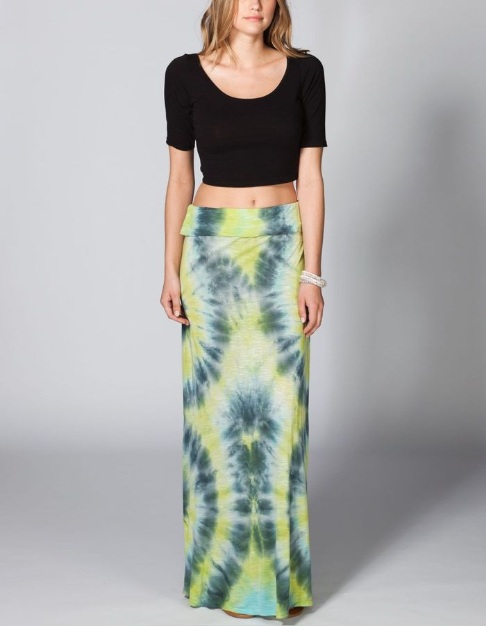 Element Salinas Maxi Skirt