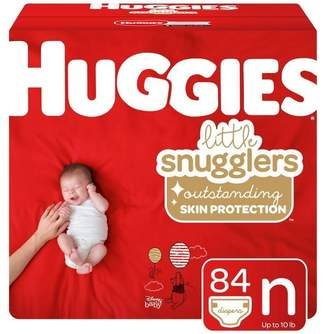 Huggies Little Snugglers Super Pack (Select Size)