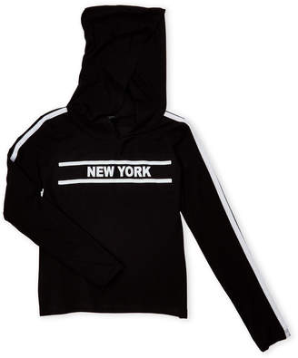 Miss Popular (Girls 7-16) New York Hooded Tee