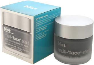 Bliss Unisex 2.3Oz Multi-Face-Eted All-In-One Anti-Aging Clay Mask