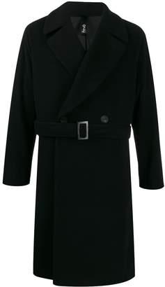 Hevo double breasted coat