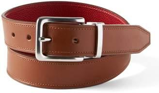 Banana Republic Pop Color Reversible Italian Leather Belt
