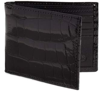 Torino Belts Genuine Alligator Wallet