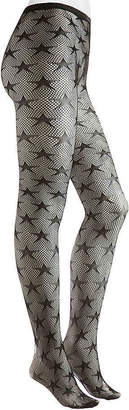 Steve Madden Star Fishnet Tights - Women's