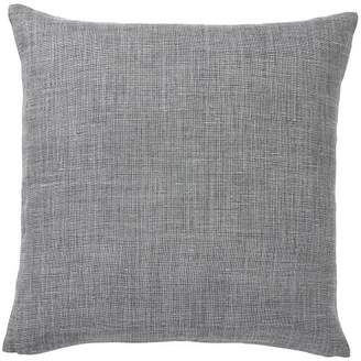 Pottery Barn Belgian Linen Pillow Cover - Shale
