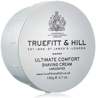 Truefitt & Hill (トゥルフィット & ヒル) - トゥルフィット&ヒル アルティメイトコンフォート シェービングクリーム無香料