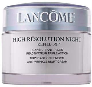 Lancôme High Resolution Night Refill-3X , 2.6 oz