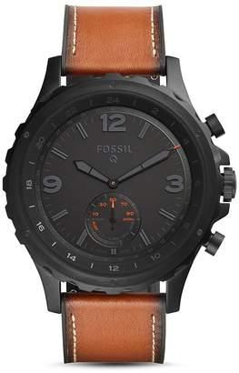 Fossil Nate Hybrid Smartwatch, 50mm