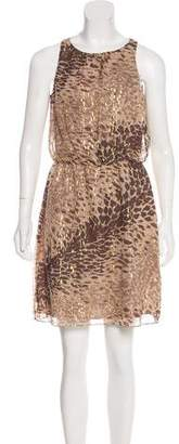 Tibi Sleeveless Cocktail Dress