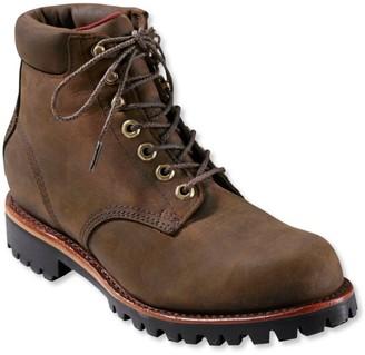 L.L. Bean L.L.Bean Men's Katahdin Iron Works Boots, Waterproof