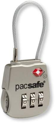 L.L. Bean L.L.Bean Pacsafe Prosafe 800 TSA-Accepted 3-Dial Cable Lock
