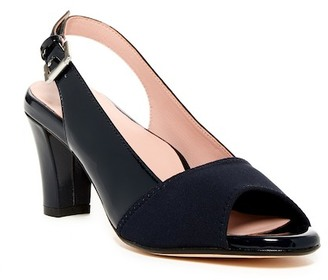 Taryn Rose Fortula Slingback Pump $230 thestylecure.com