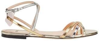 Fendi strappy flat sandals