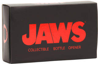 Jaws Bruce Stainless Steel Bottle Opener