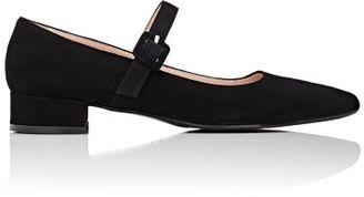 Barneys New York Women's Mary Jane Flats-BLACK $250 thestylecure.com
