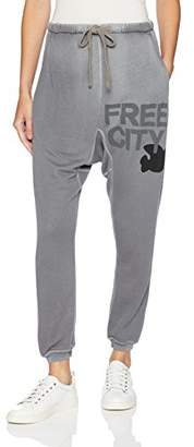 Freecity Women's Superfluff Pocket Lux Sweatpant