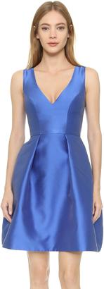 Monique Lhuillier Sleeveless Dress $1,995 thestylecure.com