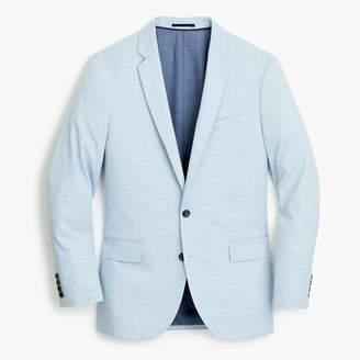 J.Crew Ludlow Slim-fit suit jacket in light blue American wool blend