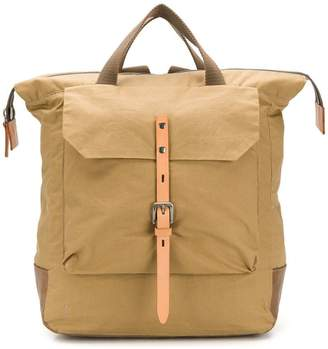 Ally Capellino buckled backpack