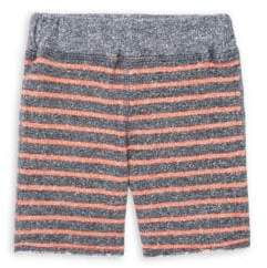 Appaman Little Boy's& Boy's Stripe Camp Shorts