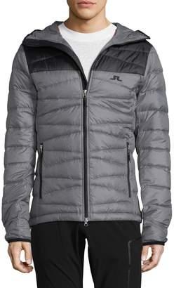 J. Lindeberg Ski Men's M Radiator Hood Liner Jacket