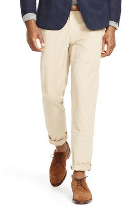 Polo Ralph Lauren Stretch Slim-Fit Chino $125 thestylecure.com