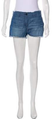 Michael Kors Mid-Rise Mini Shorts