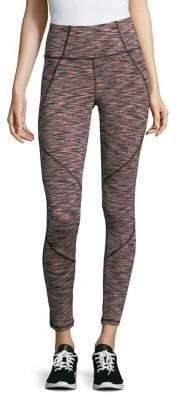 Copper Fit Pro Space-Dye Mesh Leggings