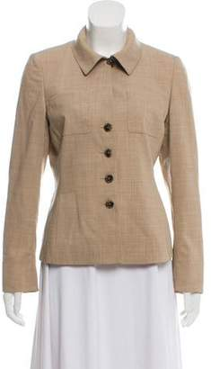 Akris Lightweight Wool Blazer