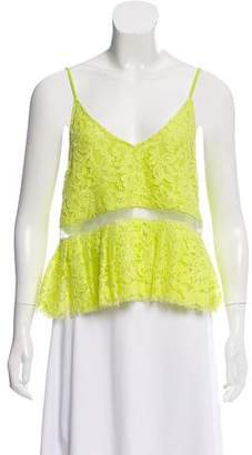 Alexis Sleeveless Lace top w/ Tags