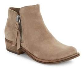Dolce Vita Sutton Suede Ankle Boots