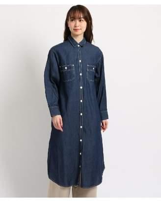 Dessin (デッサン) - Ladies 4.5OZデニムロングシャツ