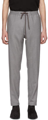 BOSS Grey Drawstring Kirio B1 Trousers