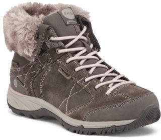 Cold Weather Waterproof Hiking Boots