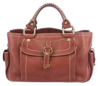 Celine Leather Boogie Handle Bag