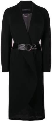 Federica Tosi wrap coat