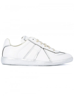 Maison Margiela 'Replica' sneakers $670 thestylecure.com