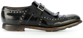 Church's buckle sneakers