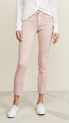 Hudson Tally Mid Rise Crop Jeans